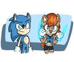 Sonic n Sal