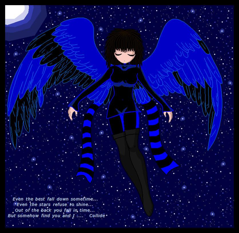 Me angel ... ?2