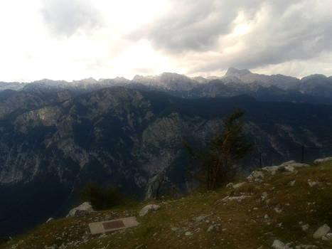 View to Triglav