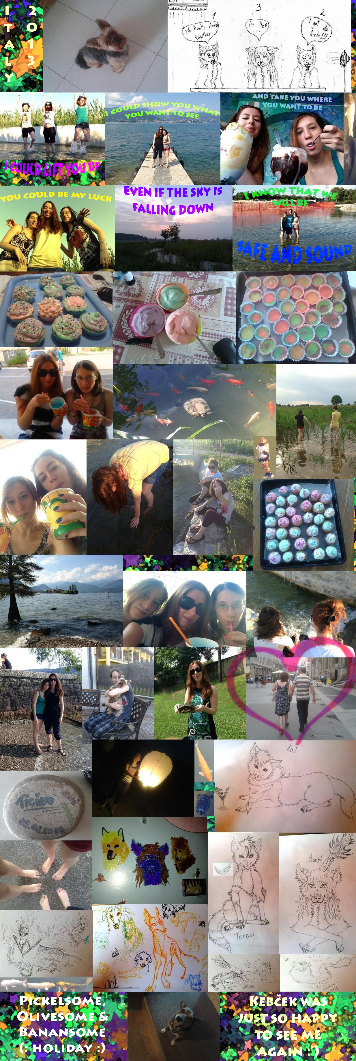 Italy holiday (: by WoLfgIrLyS