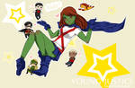 YOUNG JUSTICE: Team