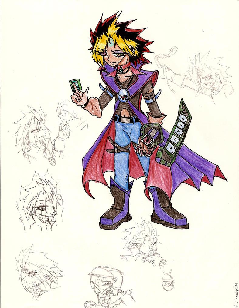 Dark Prince Yami by RiYuYami