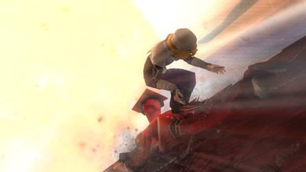 Sheik vs Ash