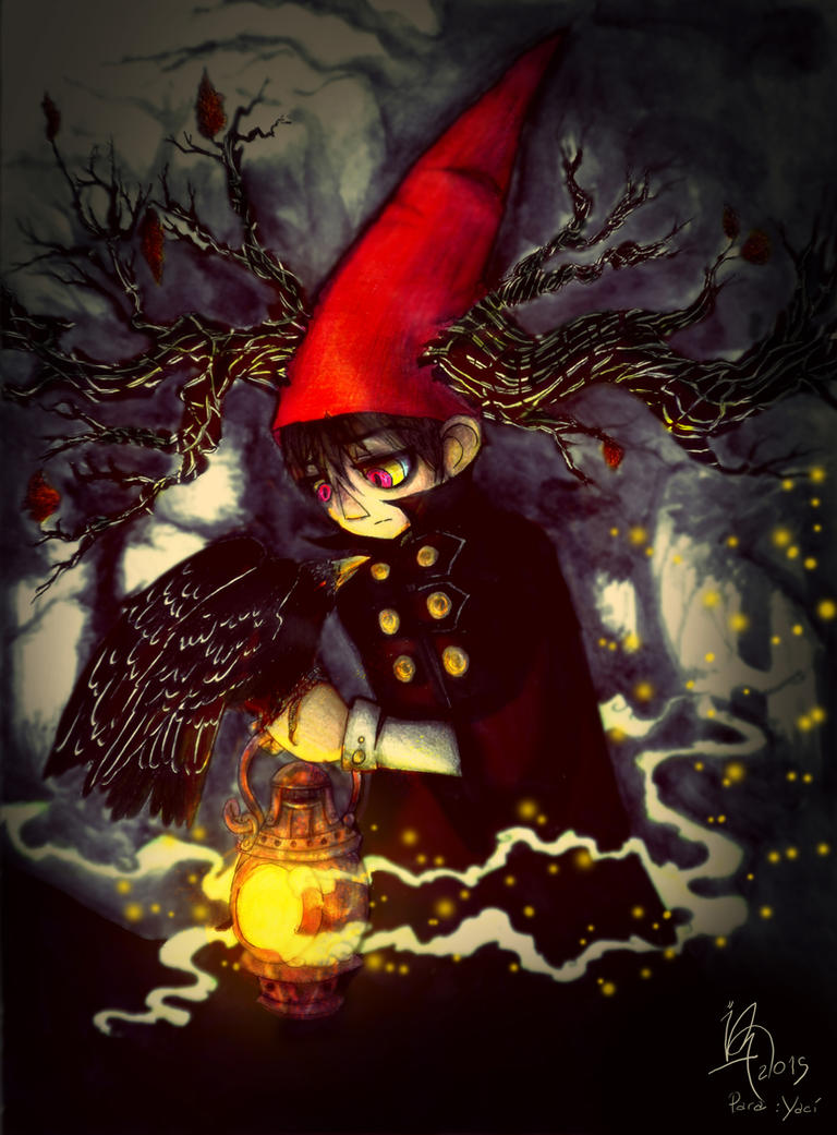 Wirt Beast Over The Garden Wall By Ferenike On Deviantart