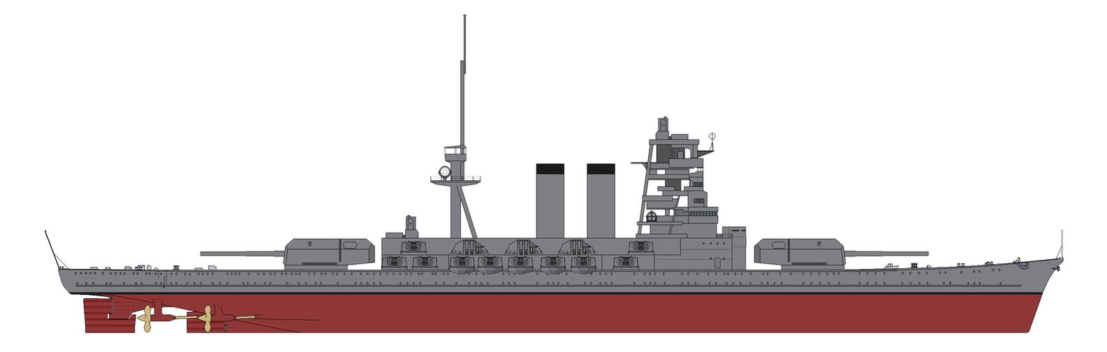 BMS Graf Spee by SenkanYamato