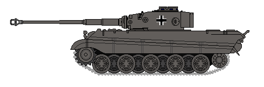 Panzer Tiger VI by SenkanYamato