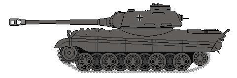 Panzer VI-2 by SenkanYamato