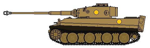 Hokkaido Panzer Tiger MK I by SenkanYamato