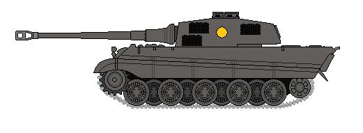 Hokkaido Panzer Tiger MK II by SenkanYamato