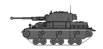 Medium Tank 2 by SenkanYamato