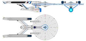 Star Trek Yamato: Project Yamato 1