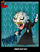 School of LIL' MANIACS:Pinhead by Artist-MarcusAlley
