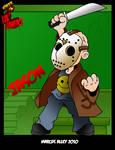 School of LIL' Maniacs: Jason