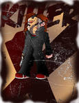 Killer-X 2012 by Artist-MarcusAlley