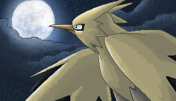 Zapdos - Drago's Request by Kureculari