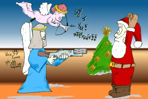 Santa. by b4g13nny