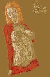 Redhead. by b4g13nny