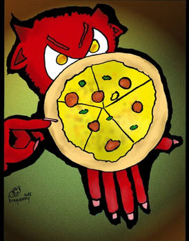 Devill Pizza