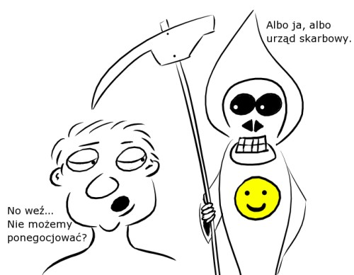 death or tax by b4g13nny