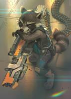 Don't Call Me A Raccoon