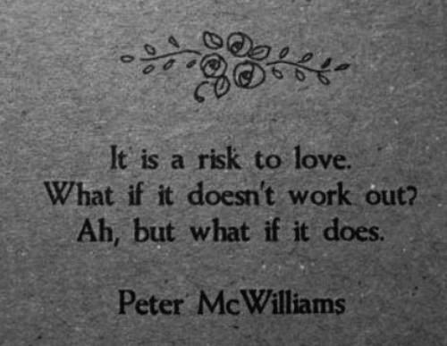 a risk by GodsGirl33
