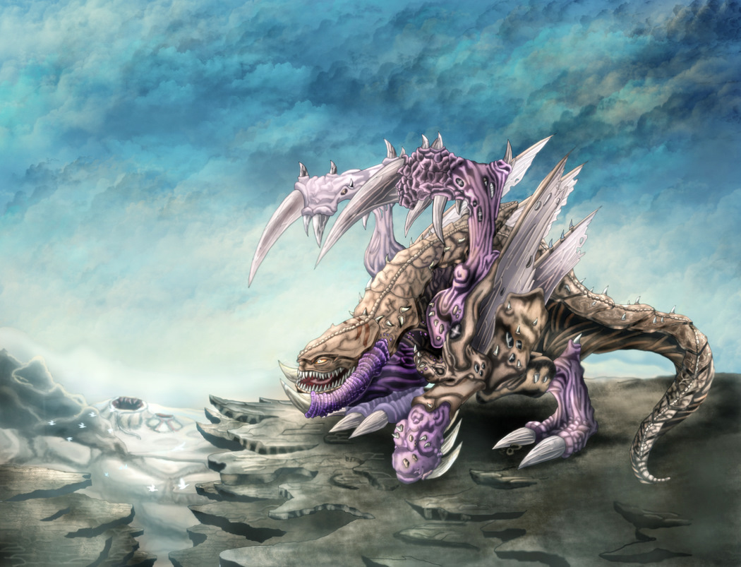 Zerg Zergling by Deadguybeer