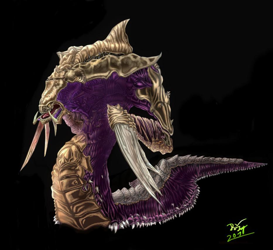 Hydralisk by Deadguybeer