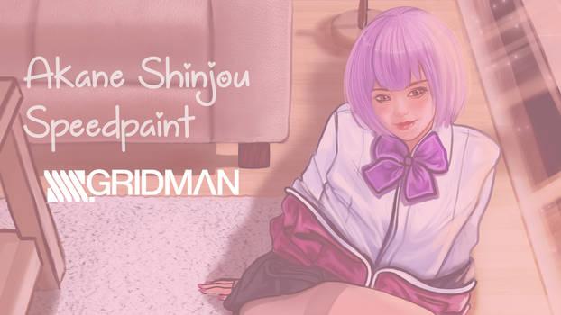 Akane Shinjou speedpaint!