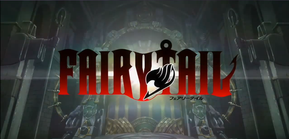 Fairy Tail Logo Red Fairy Tail Logo 2014 by