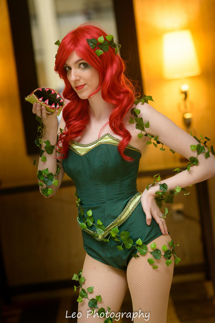 Poison Ivy - 1 by BlueCereal