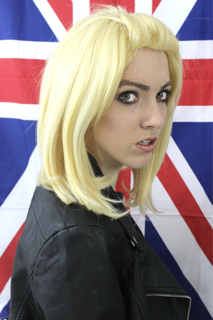 Rose Tyler by BlueCereal