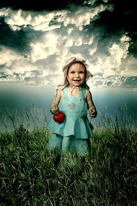 One.Little.Girl by Braq