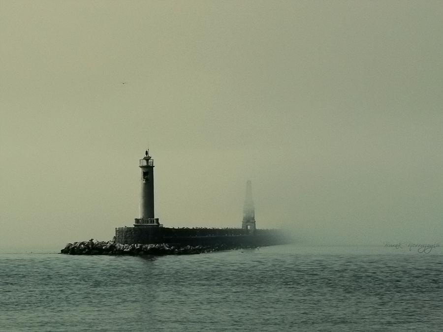 Lighthouse by Braq