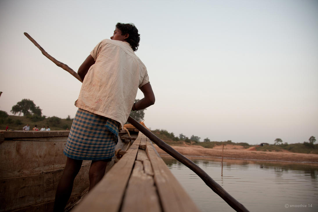 The last boat ride by khurafati