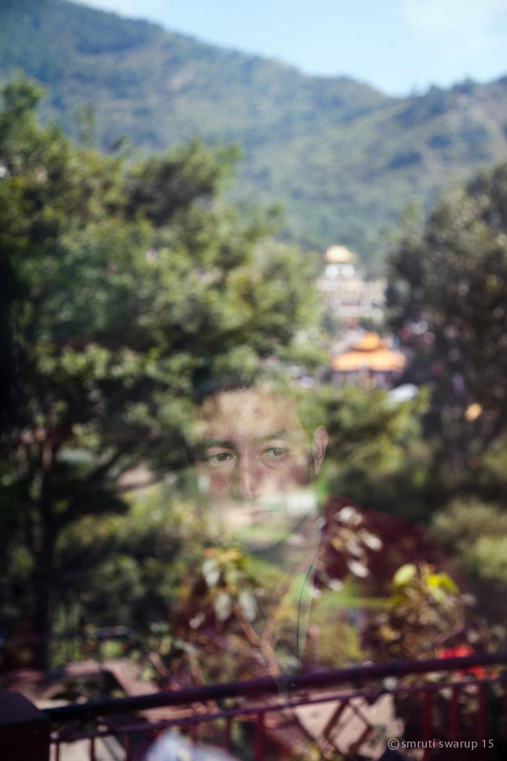 Rewalsar - Monk portrait by khurafati