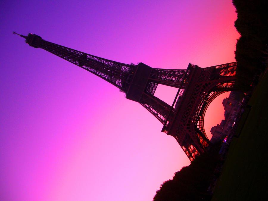 paris wallpaper purple pink - photo #17