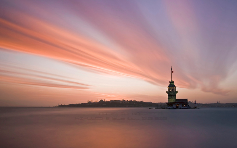 istanbul  kizkulesi by muratgorgulu