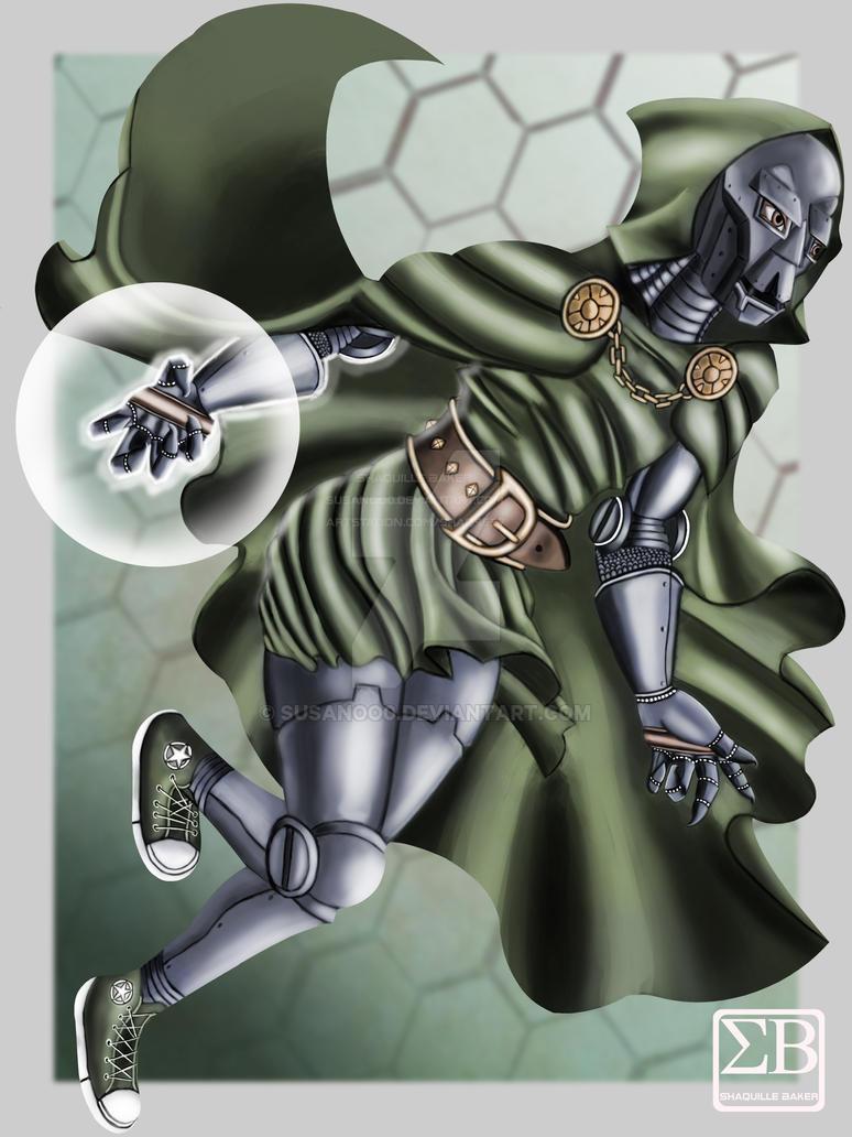 Marvel Doctor Doom fan art 1 by susanoo0