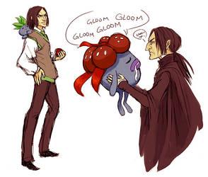 Rival Snape