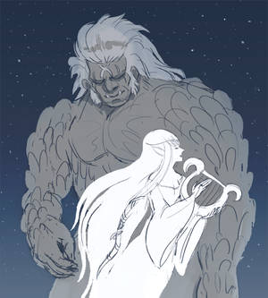 the goddess and the demon king