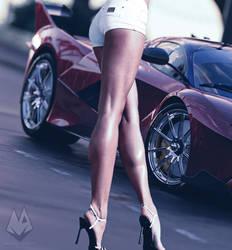 MA Ferrari FXX k