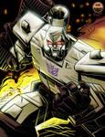 Transformers G1 Megatron - Fin Commission