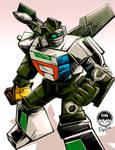 Wheel Jack -Transformers G1 - Commission