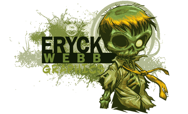EWG Halloween 2012 by EryckWebbGraphics