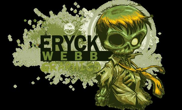 EWG Halloween 2012 by EryckWebbGraphics