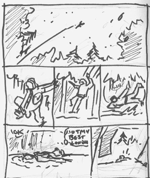 JB strip 04 preview by EryckWebbGraphics