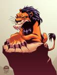 Lion King Scar - EWG Christmas Commission