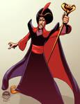 Jafar - Aladdin - EWG Christmas Commission