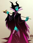 Maleficent - EWG Christmas Commission