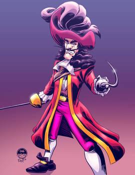 Captain Hook - EWG Christmas Commission